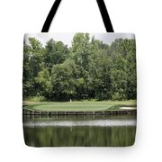Renditions Golf - 13th Tote Bag