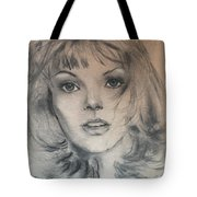 Renee Russo Tote Bag