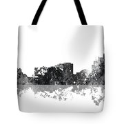 Reno Nevada Skyline Tote Bag