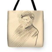 Renoir (first Plate) Tote Bag