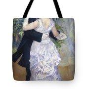 Renoir: Town Dance, 1883 Tote Bag