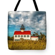 Renovated East Point Lighthouse Tote Bag