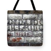 Repaired Tote Bag