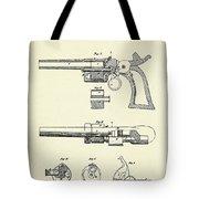 Repeating Firearm-1855 Tote Bag