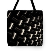 Repeating Patterns Tote Bag