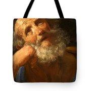 Repentant Peter 1637 Tote Bag