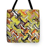 Repetitious Tote Bag