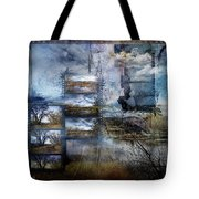 Replay The Moment Tote Bag
