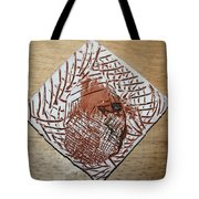 Repose- Tile Tote Bag