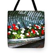 Repurposed Boat Tote Bag