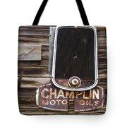 Repurposed Tote Bag