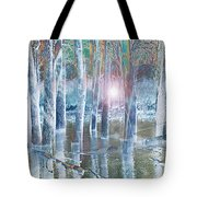 Rescued By The Lord Tote Bag