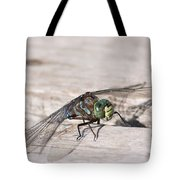 Rescued Dragonfly Tote Bag