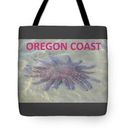 Rescued Sunflower Starfish Tote Bag