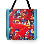 Resentment Simmering Below The Surface Tote Bag