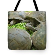 Reservations For Five Tote Bag