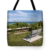 Reserved For A Visitor To East Coast Florida Tote Bag