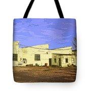 Reserved Seating Tote Bag