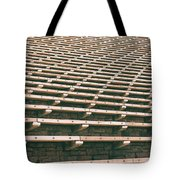 Reserved Seats Tote Bag