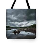 Reservoir Logs Tote Bag
