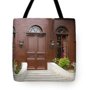 Residence Of The Patriarch Of Constantinople Tote Bag