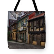 Residential Neighborhood Tote Bag