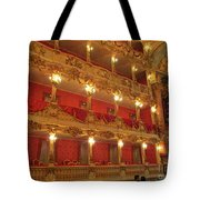 Residenz Theatre 2 Tote Bag