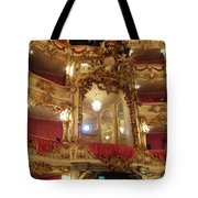 Residenz Theatre 5 Tote Bag