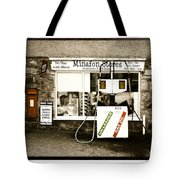 Resist Change - Village Shop Part1 Tote Bag