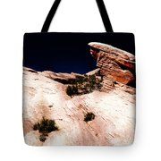 Resistant Boulder Valley Of Fire Tote Bag