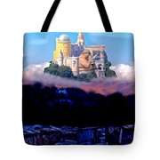 Resolve Two Tote Bag