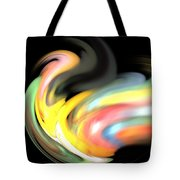 Resonant Frequency Tote Bag