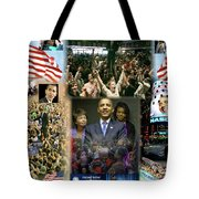 Respectfully Yours..... Mr. President Tote Bag by Terry Wallace