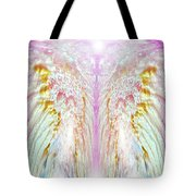 Ressurrection Of Love Tote Bag