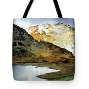 Rest And Be Thankful Pass Tote Bag