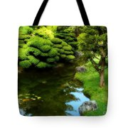 Rest By The Pond Tote Bag