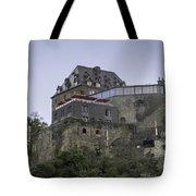Restaurant At Rheinfels Castle Tote Bag