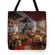 Restaurant Tote Bag