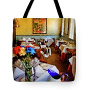 Restaurant In Red Bank 2 Tote Bag