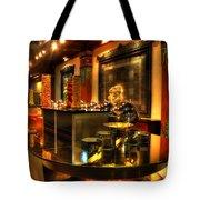 Restaurant Interior 1 Tote Bag