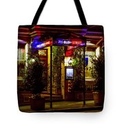 Restaurant Jeanne D'arc Tote Bag