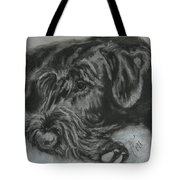 Restful Thoughts Tote Bag