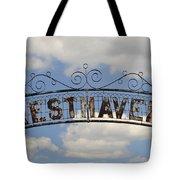 Resthaven Tote Bag