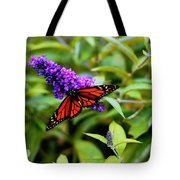 Resting Butterfly 2 Tote Bag