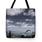 Resting Place 2 Tote Bag