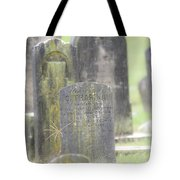Resting Place In The Rain Tote Bag