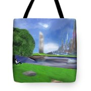 Resting Place / Legacy Tote Bag