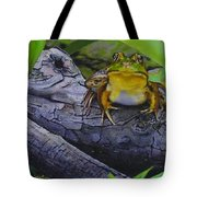 Restingplace Tote Bag