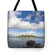 Restronguet Point Cornwall Tote Bag