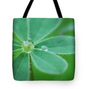 Retaining Water Tote Bag